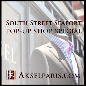 Aksel Paris Pop-Up Special
